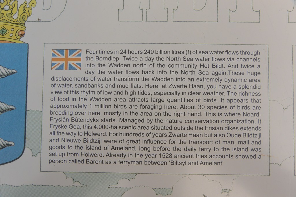 English translation of the aforementioned plaque. They used English, but I was able to translate it to American.